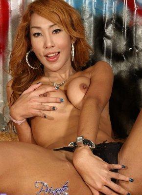 Asian Tranny