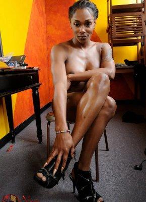 Natalia Coxx Shemale Hot Legs