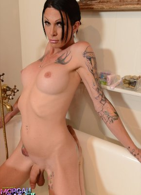 Morgan Bailey sweet cock