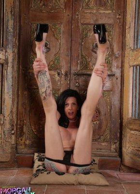Morgan Bailey Legs Up