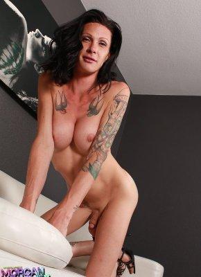 Morgan Bailey sexy tranny