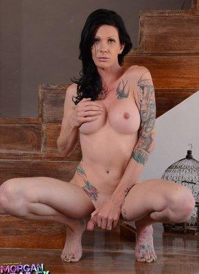Morgan Bailey hot shemale