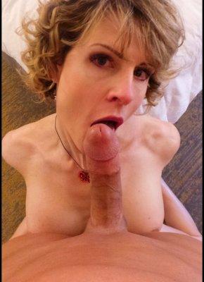 Delia TS blowjobs