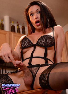 Penny Tyler shemale Cock