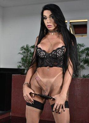 Big cock Brazilian Tgirls