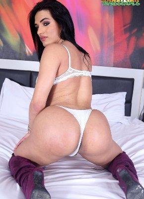 Brazilian Transsexuals Booty