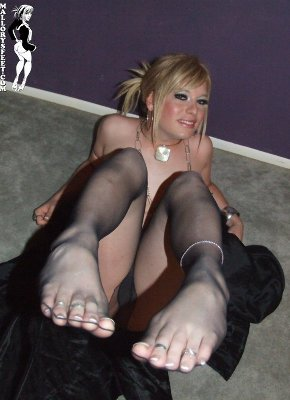 Transsexual Feet
