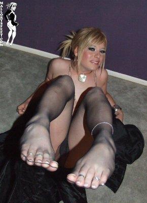 Transsexual Feet