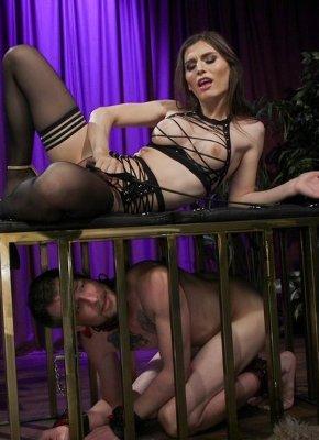 Caged Tgirls