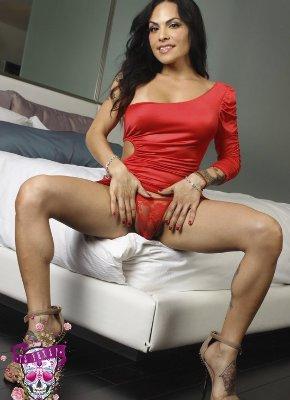 Foxxy Panties Shemale